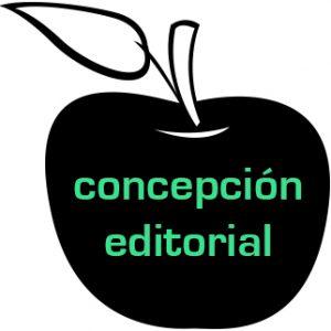 botónconcepción editorial