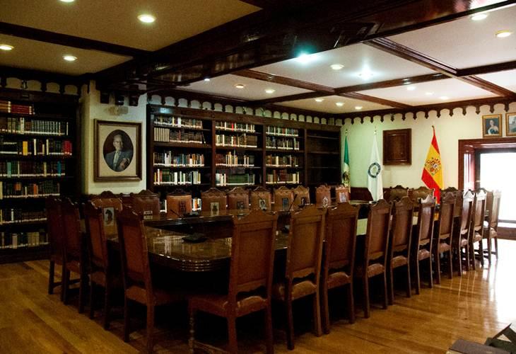 Biblioteca del casiono español