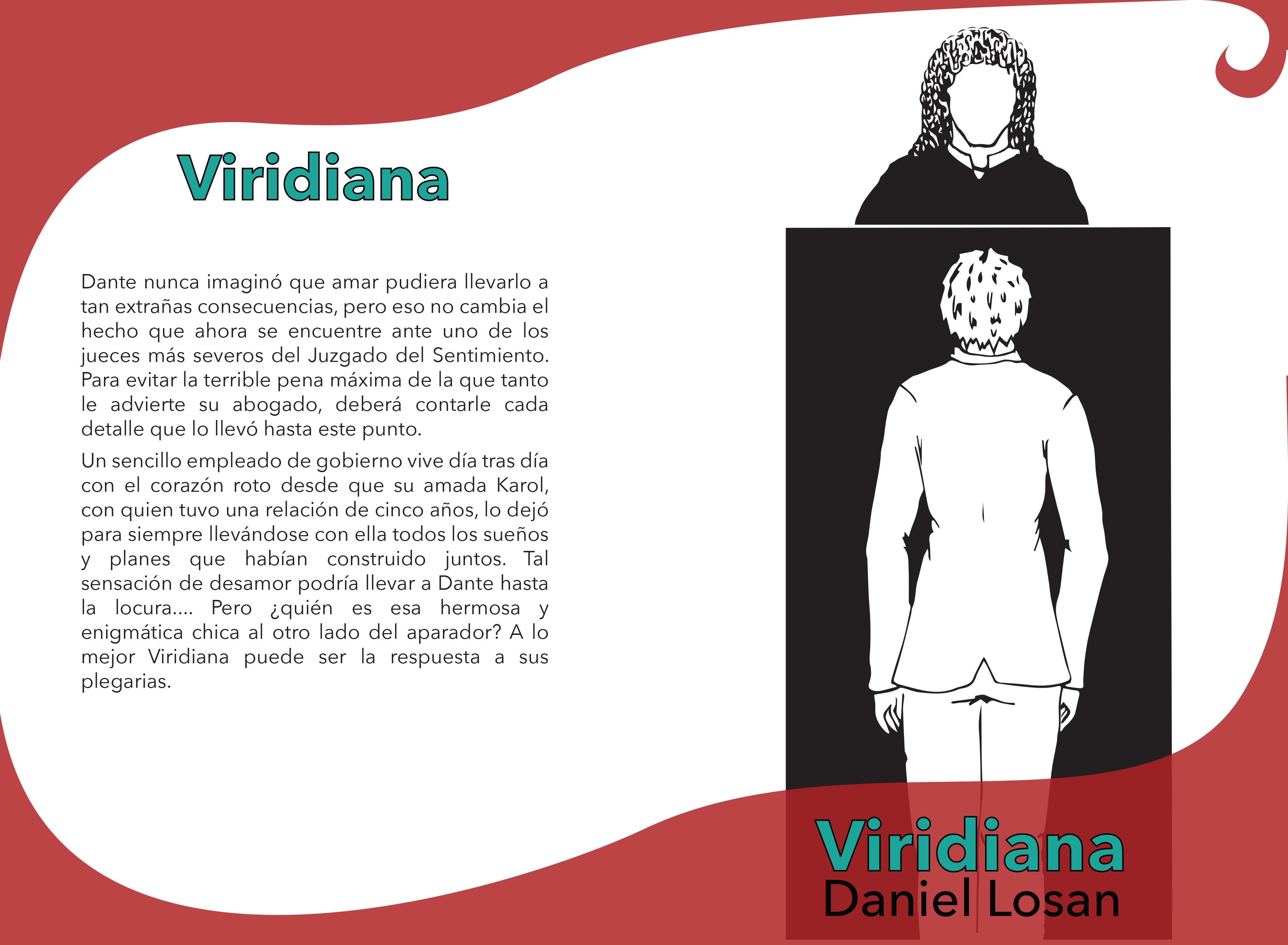 presentación de viridiana