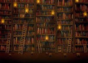librerías de viejo y cuentos cortos de amor