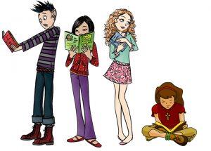 libros para adolescentes
