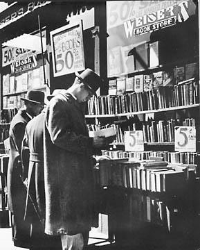 librerías de viejo